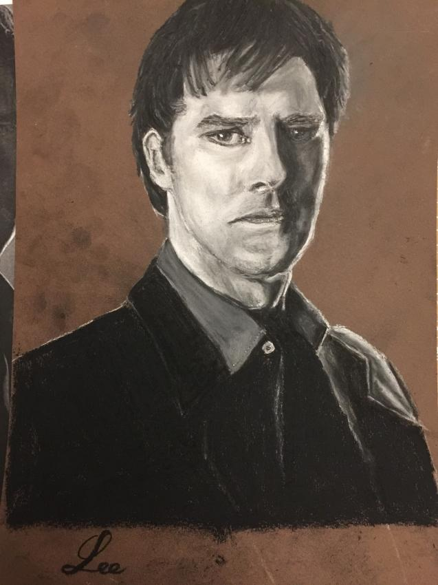 Thomas Gibson by Lenalee